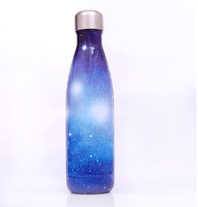 Gourde isotherme 500 ML PERSONNALISABLE (Sky 4)