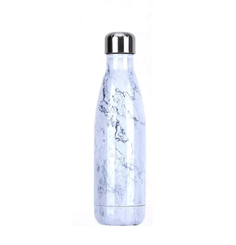 Gourde isotherme 500 ML PERSONNALISABLE (Marble 06)