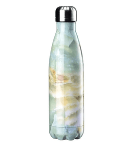 Gourde isotherme 500 ML PERSONNALISABLE (Marble 07)