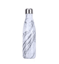 Charger l'image dans la galerie, Gourde isotherme 500 ML PERSONNALISABLE (Marble 05)