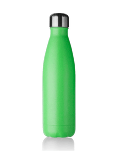 Gourde isotherme 500 ML PERSONNALISABLE (Satin Green)