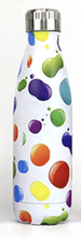 Charger l'image dans la galerie, Gourde isotherme 500 ML PERSONNALISABLE (Motif Color Bubble)