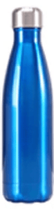 Gourde isotherme 500 ML PERSONNALISABLE (Bright Blue)