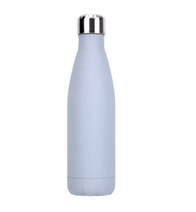 Gourde isotherme 500 ML PERSONNALISABLE (Soft Grey)