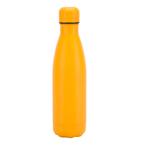 Gourde isotherme 500 ML PERSONNALISABLE (Full Vintage Yellow)