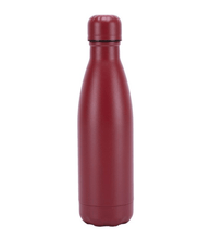 Charger l'image dans la galerie, Gourde isotherme 500 ML PERSONNALISABLE (Full Vintage Red)