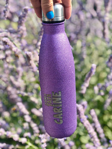 Gourde isotherme 500 ML PERSONNALISABLE (Ice Purple)