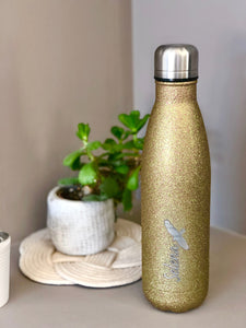 Gourde isotherme 500 ML PERSONNALISABLE (Ice Bronze)
