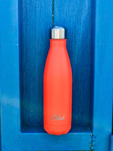 Charger l'image dans la galerie, Gourde isotherme 500 ML PERSONNALISABLE (Sweet Orange)