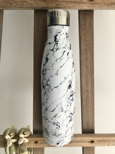 Gourde isotherme 500 ML PERSONNALISABLE (Marble 15)