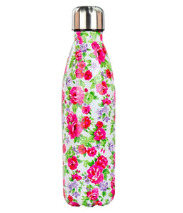 Gourde isotherme 500 ML PERSONNALISABLE (Motif Liberty 5)