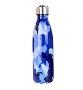 Gourde isotherme 500 ML PERSONNALISABLE (Camouflage 1)