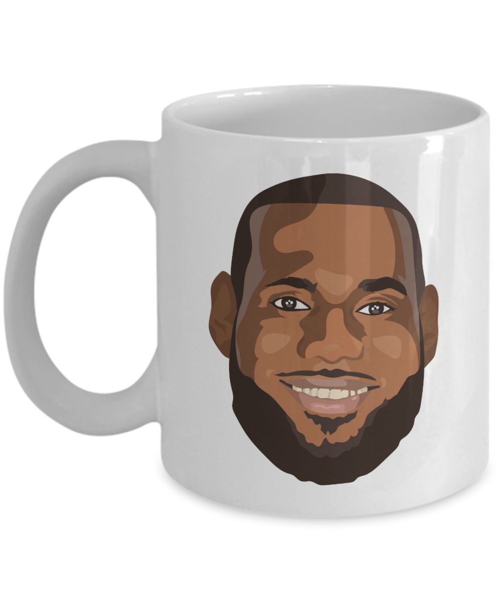 Cartoon Lebron