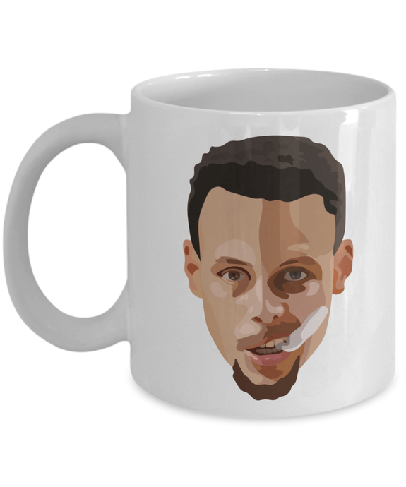 Cartoon Steph
