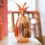 Pineapple Copper Tumbler
