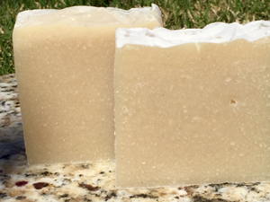 Emu Oil, Honeysuckle and Rasoule Clay Goats Milk Soap 5 oz