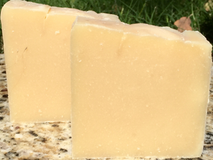 Lanolin Enriched, Olive Oil Goats Milk Soap 5oz