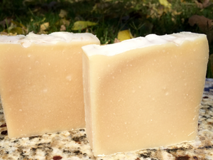Lilac and Acai Butter Goats Milk Soap 5oz