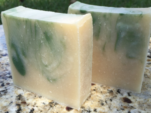 Pine Cone and Juniper Goats Milk Soap 5oz