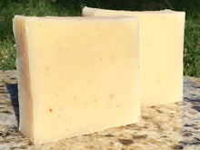 Apricot Oil and Apricot Kernel Goats Milk Soap 5oz