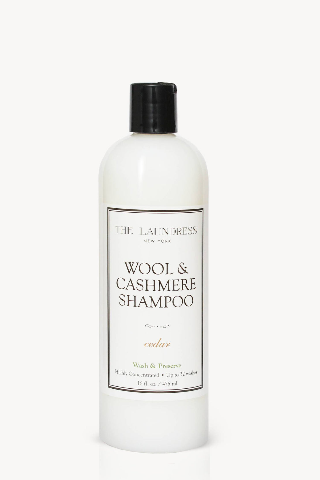 The Laundress Wool + Cashmere Shampoo