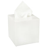 Creative Home Acrylic Square Tissue Box Holder, Cover
