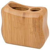 Creative Home Bamboo Gourd Shaped Toothbrush Holder,