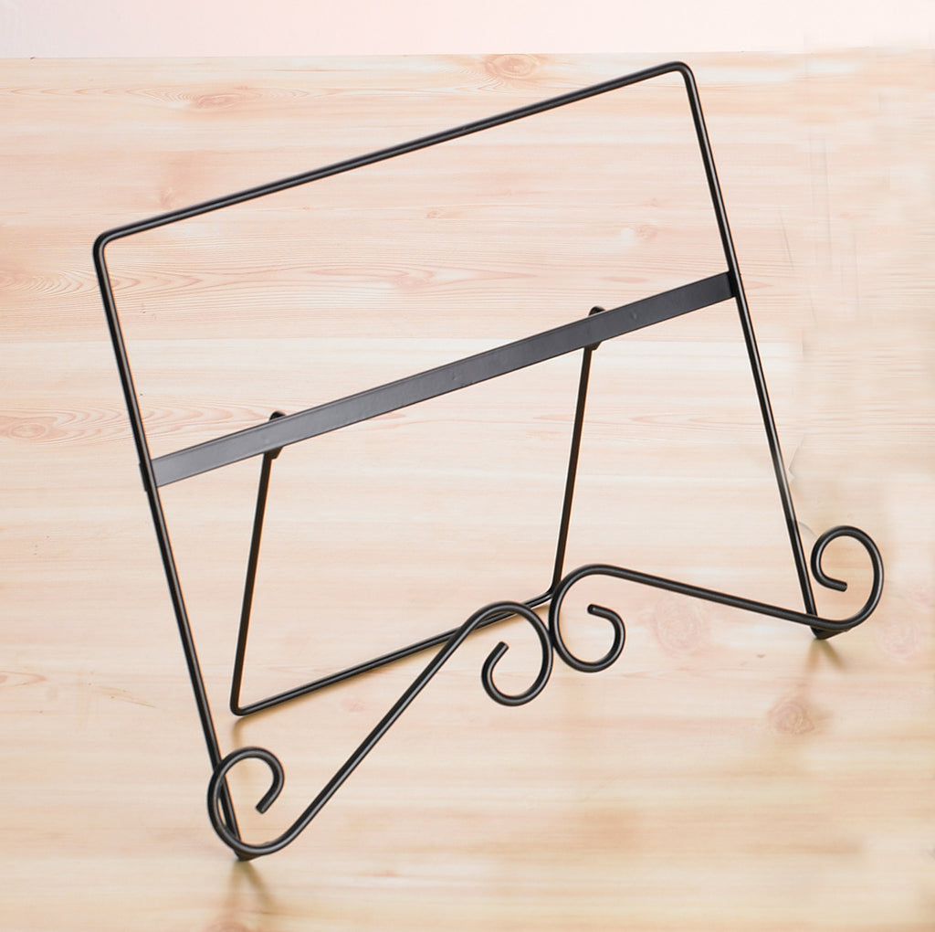 Creative Home Iron Works Cookbook holder