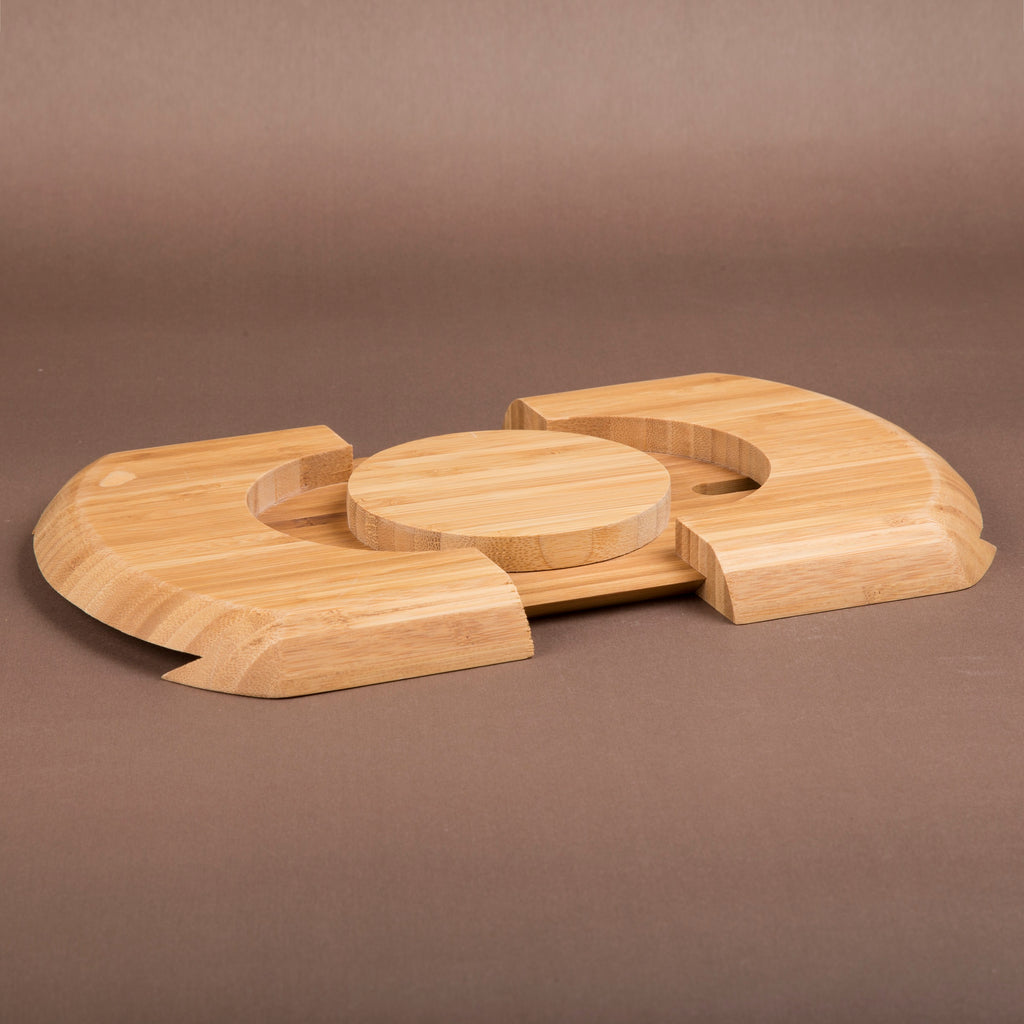 Creative Home Exotic Bamboo Expandable Trivet