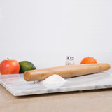 Creative Home Bamboo Tapered Solid Bamboo Rolling Pin for Baking Pizza Pie Pastry Dough