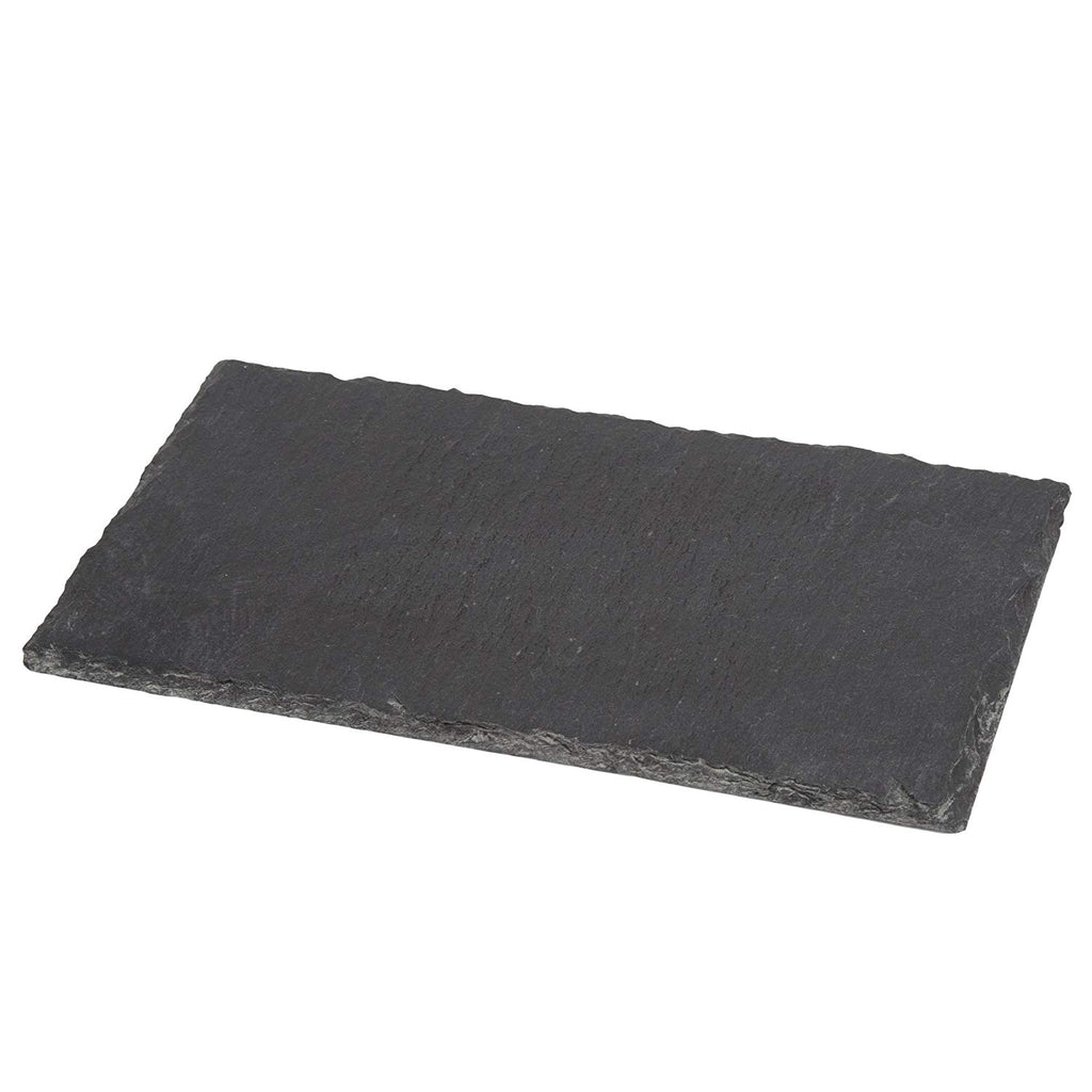 "Slate Rectangular Serving Board, Small, 5.5"" x 12"""