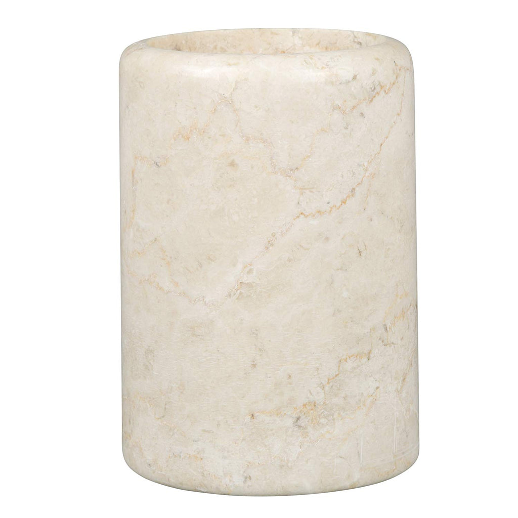 Natural Champagne Marble Tumbler