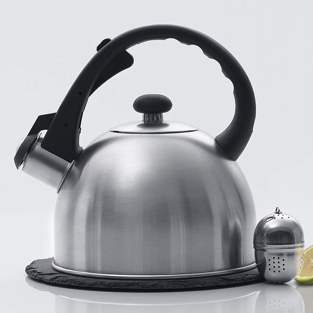 3 Piece Stainless Steel Tea Set