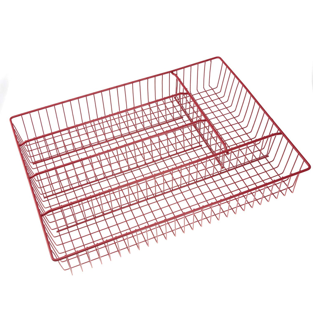 Medium Wire Tray Red
