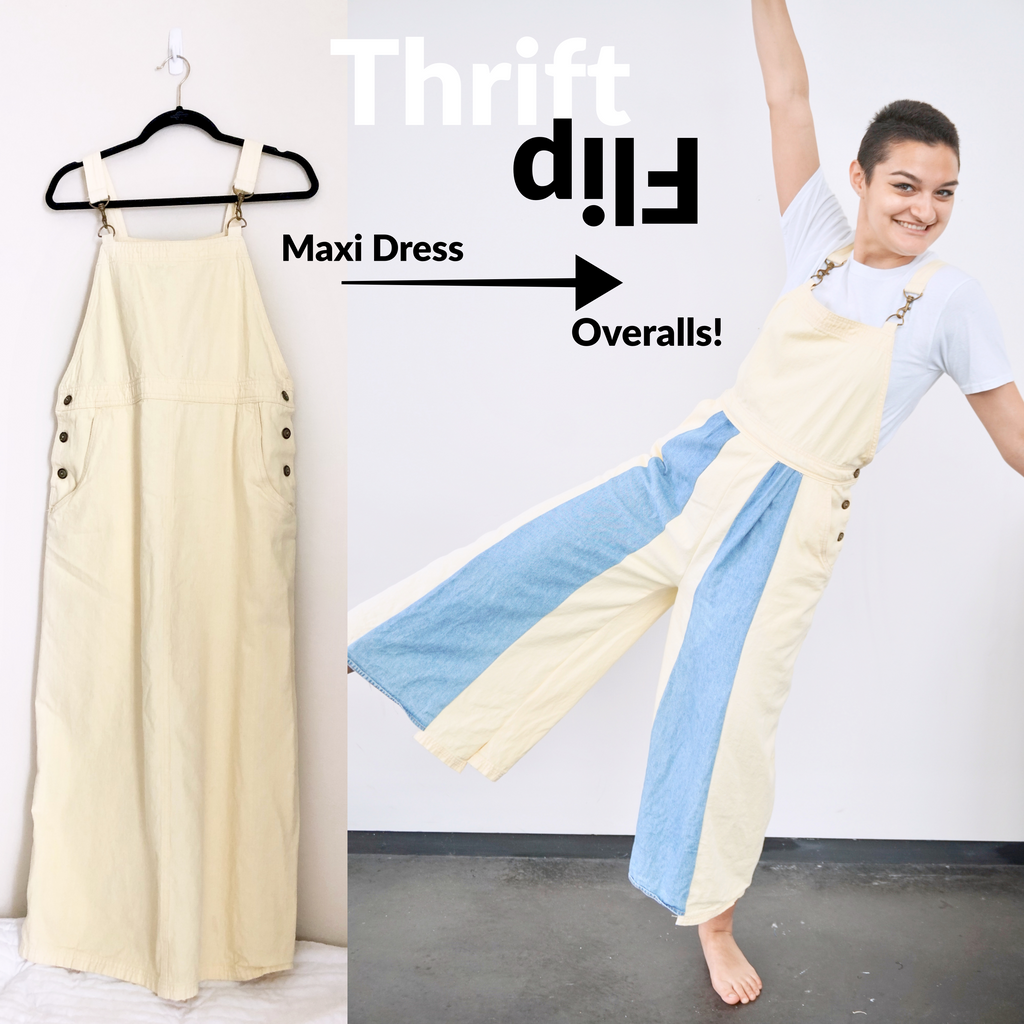 Thrift Flip - Rose Soma Upcycled Clothing