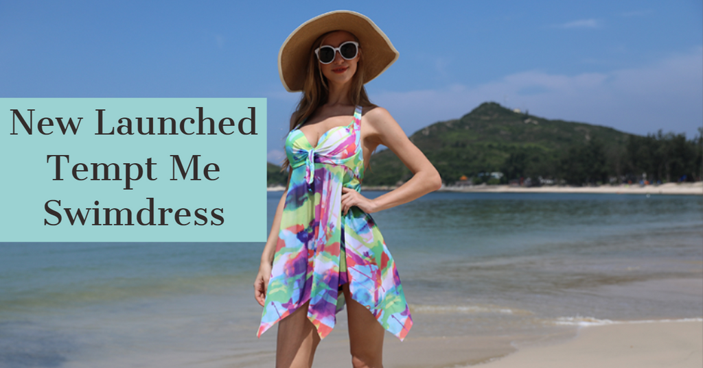 New Launched Tempt Me Swimdress Collection 2020