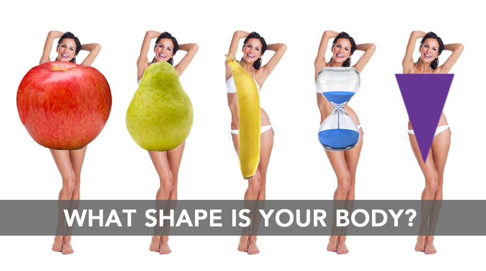 What shape is your body? How to choose a swimsuit?