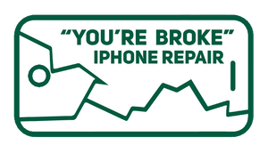"""You're Broke"" iPhone Repair"