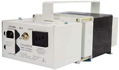 400 Watt Ultra Grow Switchable Pre-wired Eco-Ballast