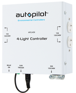 High Power HID Controller-4 lights