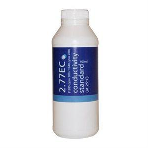 Bluelab 2.77 EC Conductivity Standard Solution 500ml