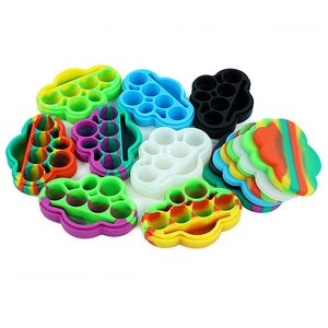 Brass Knuckles Silicone Container