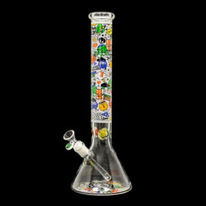 Cheech Cartoon Beaker
