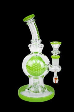 Cheech Ball Bubbler