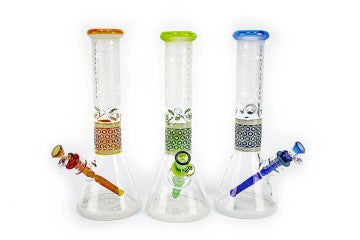Cheech Sandblast Beaker