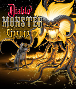 Diablo Monster Gold 0-0-3