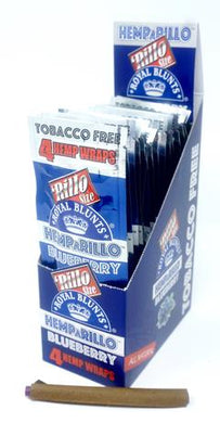 Hemparillo Blunt Wraps