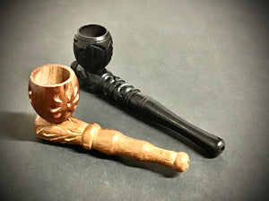 Assorted Wood Pipes