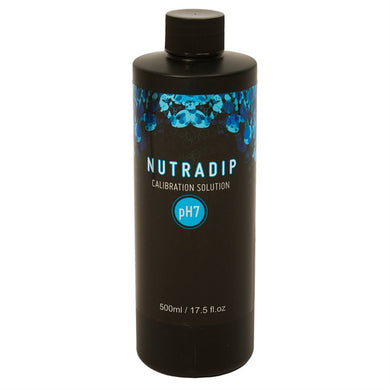Nutradip pH 7.0 Calibration Solution 500ml