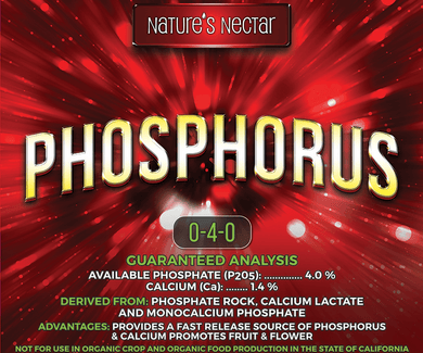 Natures Nectar Phosphorus